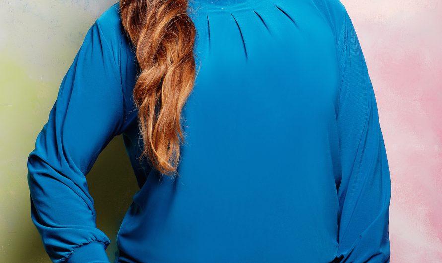 Eleganckie bluzki xxl dla każdej kobiety