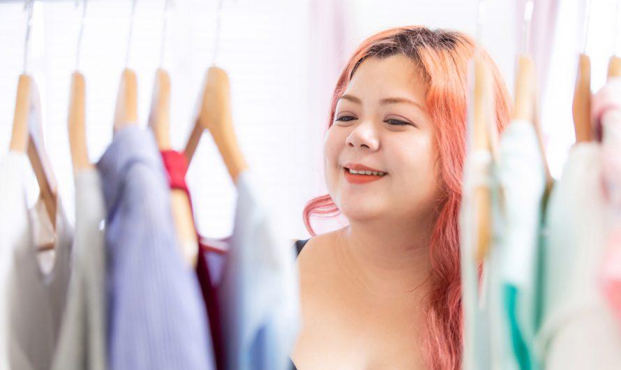 Odzież damska XL w spotkaniach biznesowych
